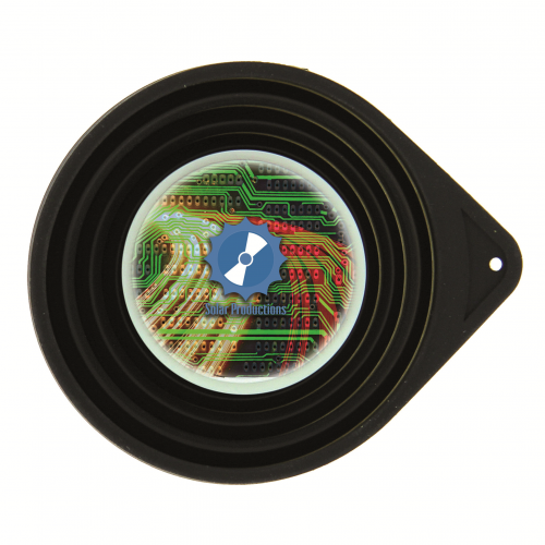 Сгъваем Bluetooth високоговорител (3W Silicone)
