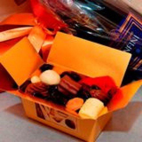 Кутия бонбони